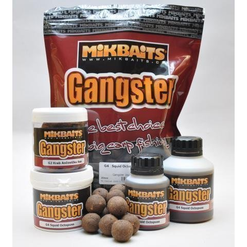 Boilie mikbaits Gangster G7 Master Krill 20mm