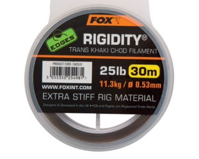 Fox vlasec Rigidity 30 lb