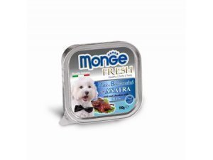 MONGE FRESH Dog kachna 100g
